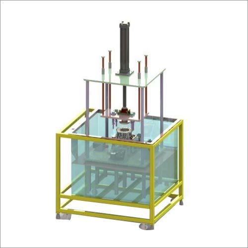 Industrial Water Leak Testing Machine
