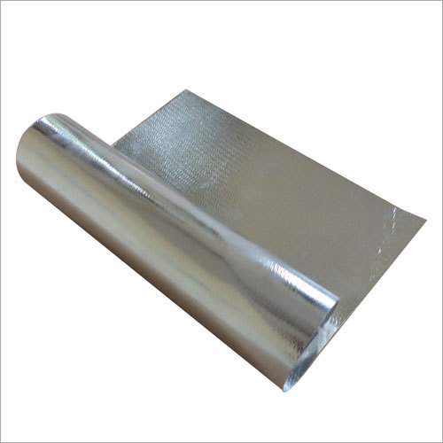 Double Side Aluminized Glass Fabric