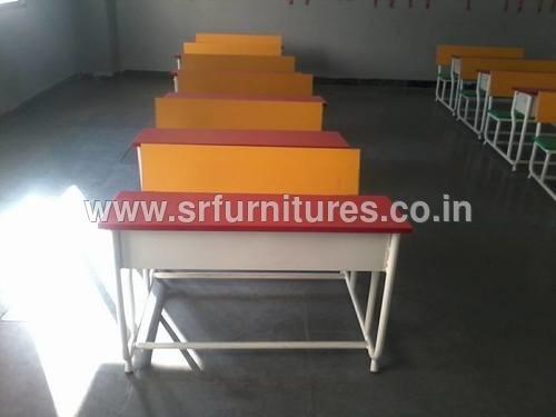 Student Sitting Desk