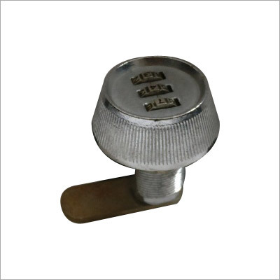 Numbered Cam Lock For Panel