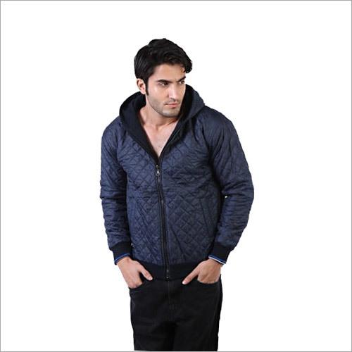 Designer Woolen Hooded Mens Sweatshirts