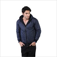 Designer Woolen Hooded Mens Sweatshirts