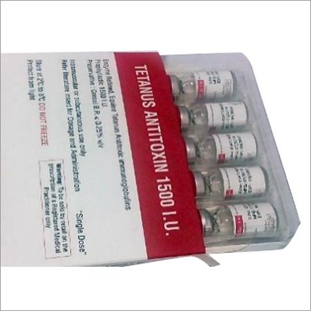 Tetanus Antitoxin 1500 IU