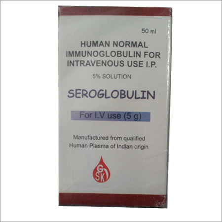 Seroglobulin Vaccine