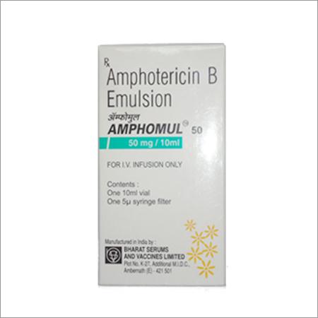 Amphotericin B Emulsion Vaccine