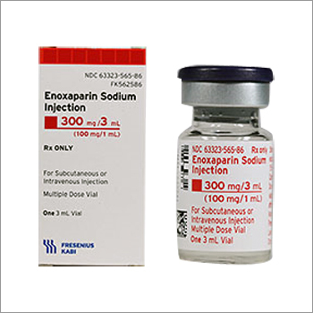 Enoxaparin Sodium Injection Ip 40 mg-0.4 ml