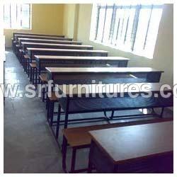 Exam And Study Desks