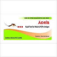 Andrib Malaria Antigen