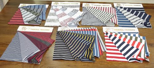 Sinker Striper Fabrics