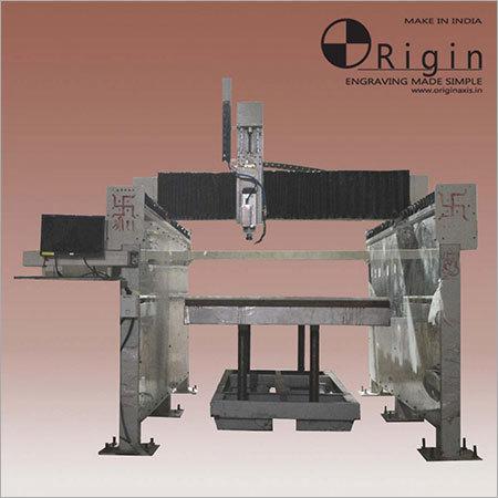 900VJ - CNC Engraving Machine