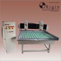 Dual Spindle CNC Engraving Machine