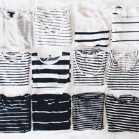 T-shirt Striper Sinker Fabrics