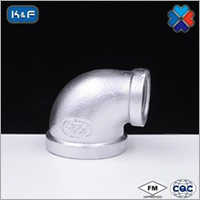Galvanized Malleable Iron Pipe Reducing Elbow