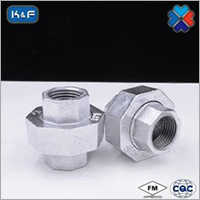 Galvanized Malleable Iron Pipe Union