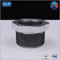 Galvanized Malleable Iron Pipe Bushing