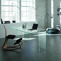 Table Bend Glass