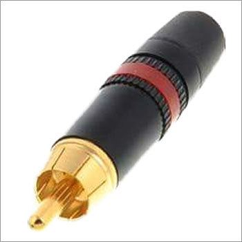 Rca Connector Gold Plated Neutrik Nimbo