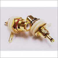 RCA Socket Gold Plated