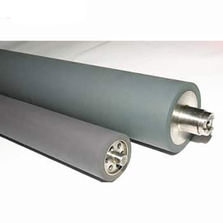 Silicone Rubber Roller for Embossing Machine