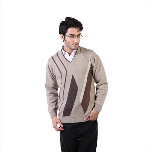 Mens Full Sleeves Designer Sweater