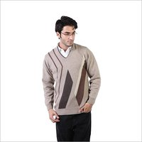 Mens Full Sleeves Designer Sweater