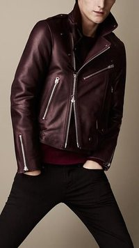 Boys Leather jacket