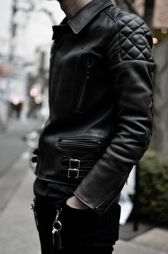 Imported Leather Jacket