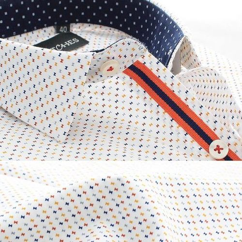 Dotted Shirting Fabrics