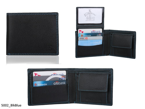 Genuine Leather mens wallet (5002)