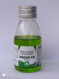 Amroxol, Terbutaline, Gauiphenesin Syrup.