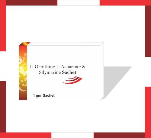 L-Ornithine, L-Aspartate & Silymarine Sachet