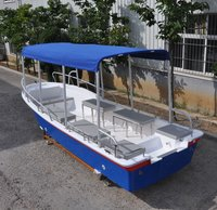 19 Feet Fiberglass Panga Fishing Boat