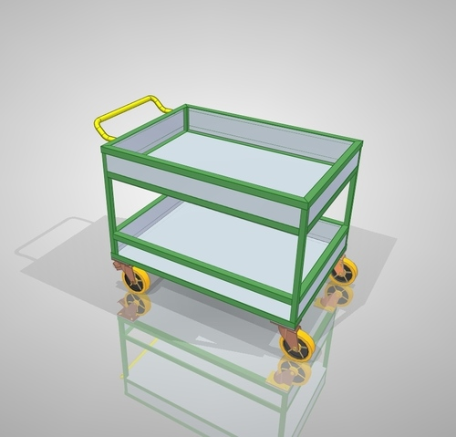 CHEMICAL TROLLEY