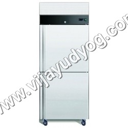 Two Door Vertical Deep Freezer
