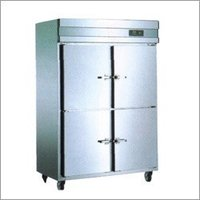 Four Door Vertical Deep Freezer