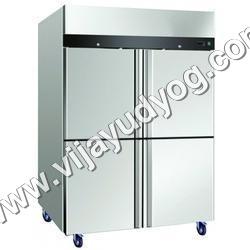 Vertical Four Door Deep Regrigerator