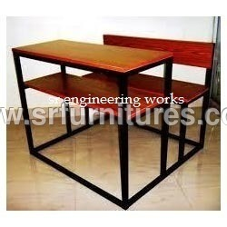 College Dual Desk Furniture