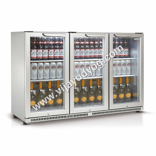 Glass Door Bar Refrigerator