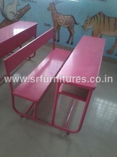 Iron Dual Desk
