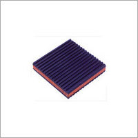 Rubber Cork Anti Vibration Pads Eco Friendly And Light Weight