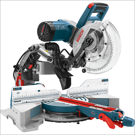 10 In. Dual-Bevel Glide Miter Saw