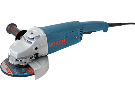 7 In 15 A Large Angle Grinder with Rat Tail Handle