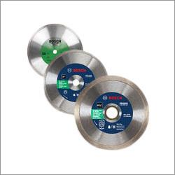 Premium Continuous Rim Diamond Abrasive Blades