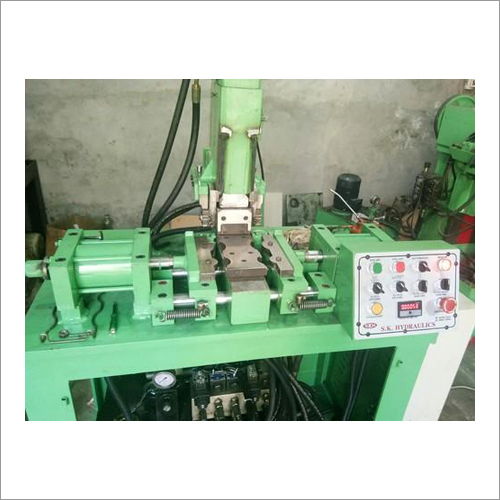 SPM Carrier Clip Making Machine
