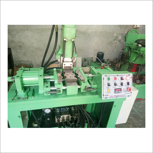 Automatic Cycle Carrier Clip Making Machine