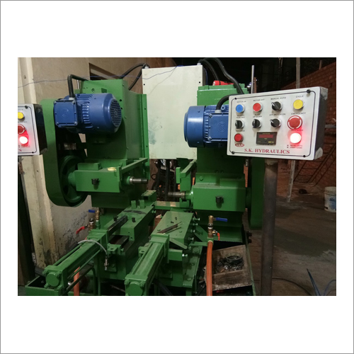 Double Head Hydraulic Milling Machine