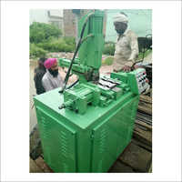 Hydraulic Cycle Carrier Clip Making Machine