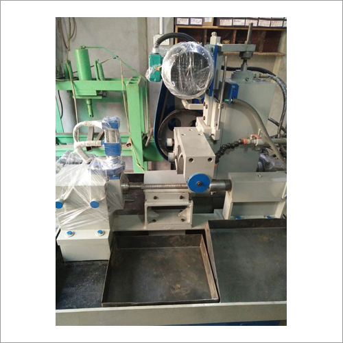 Hydraulic Milling Machine servo indexing