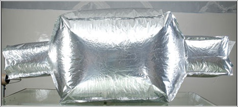 Aluminum Jumbo LDPE Liner Bags