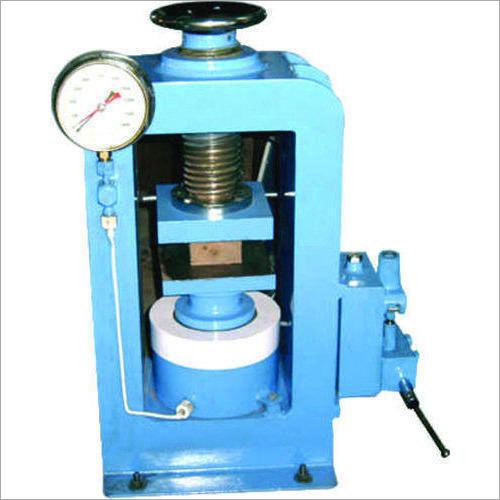 Manual Compression Testing Machine